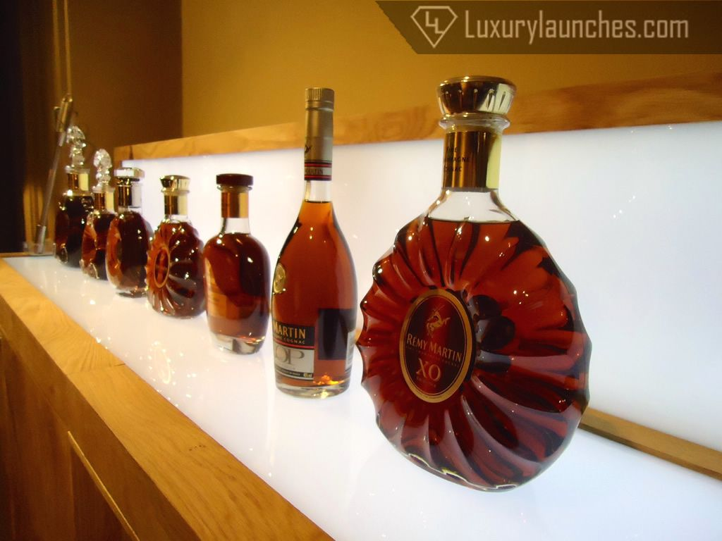 Remy Martin Remy Martin Product Launch Remi