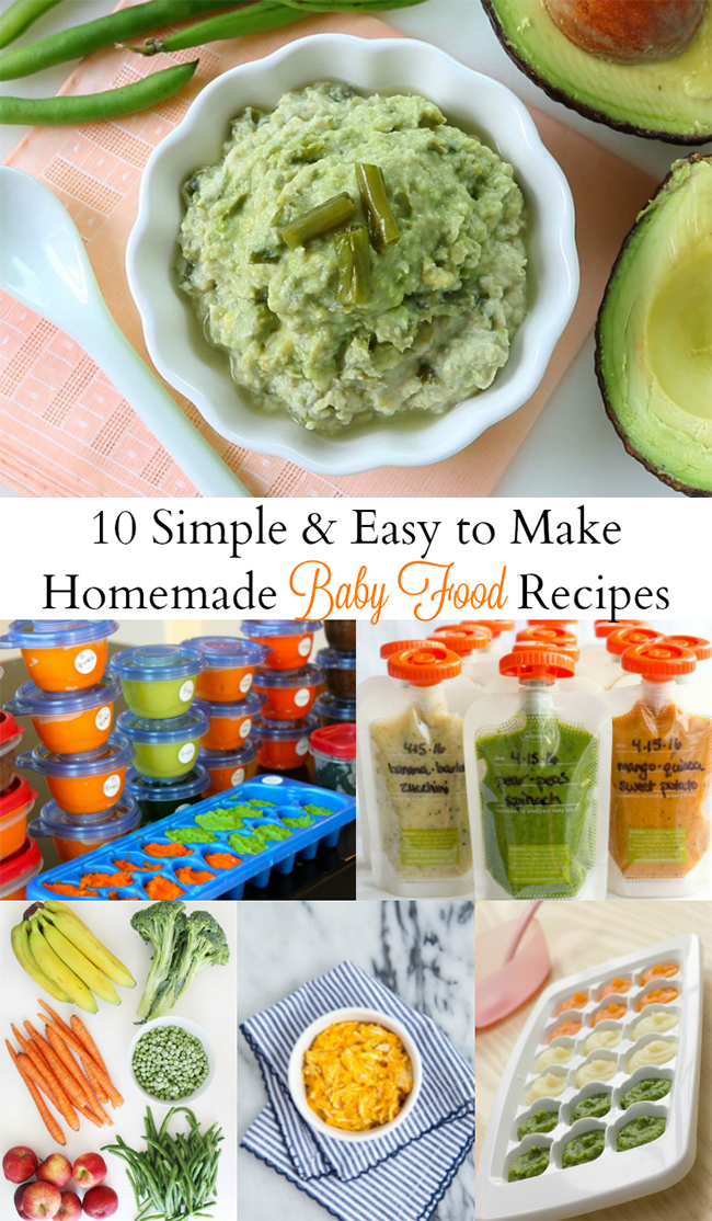 Making your own baby food has several benefits here are 10 simple making your own baby food has several benefits here are 10 simple and easy to forumfinder Gallery