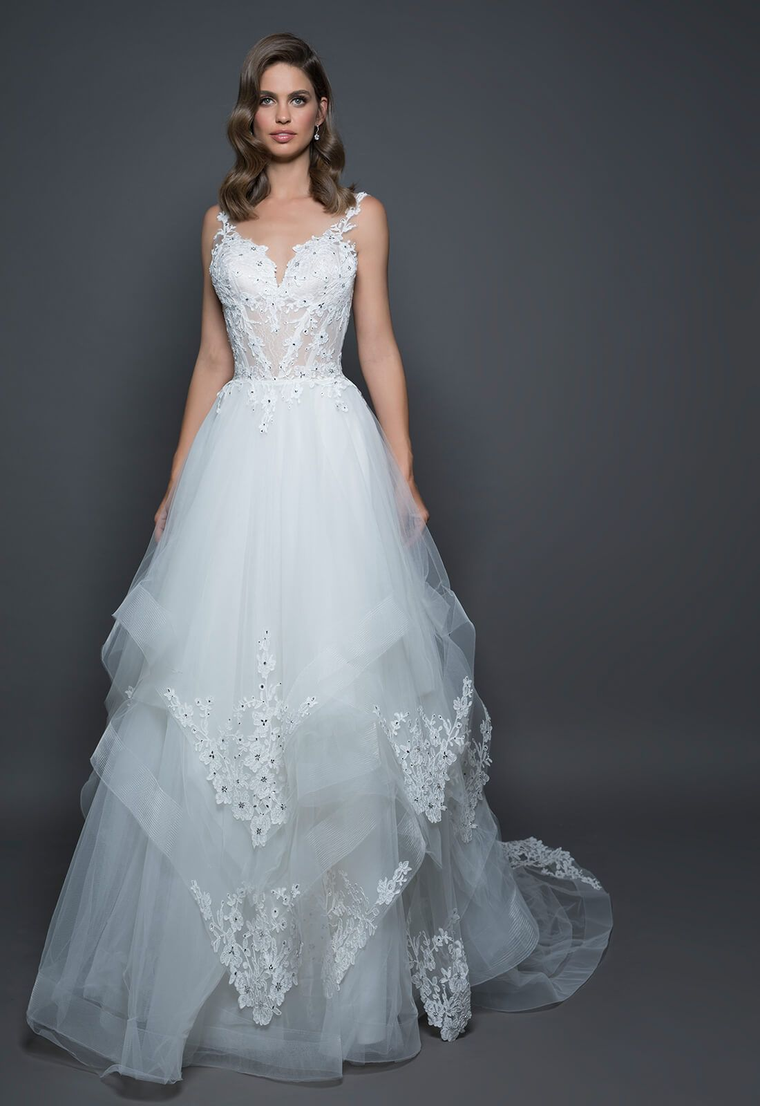 STYLE NO. 14590 | wedding ✨ | Pinterest | Pnina tornai, Wedding and ...