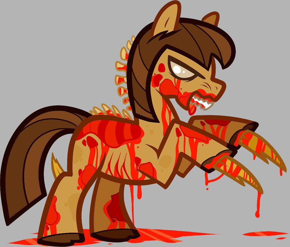 Do An Episode With Dead Space In My Little Pony Only With More