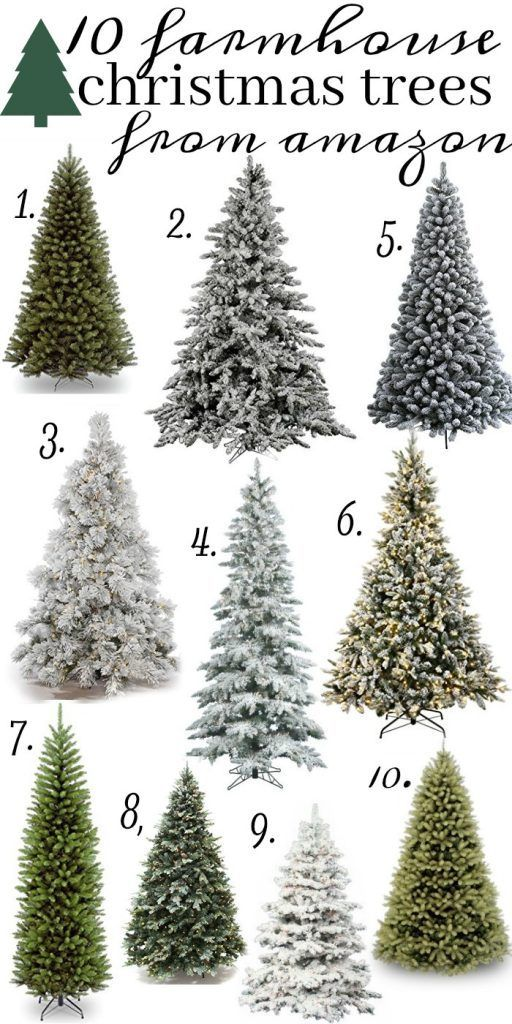 10 Amazing Christmas Trees From Amazon Slim christmas