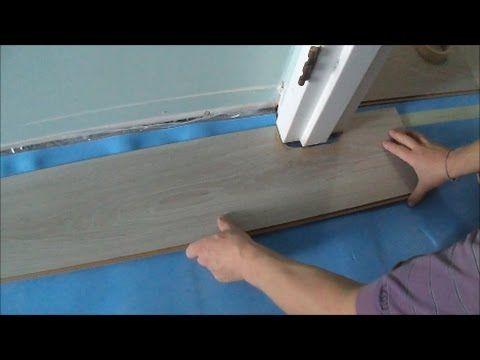 Installing Laminate Cork Flooring