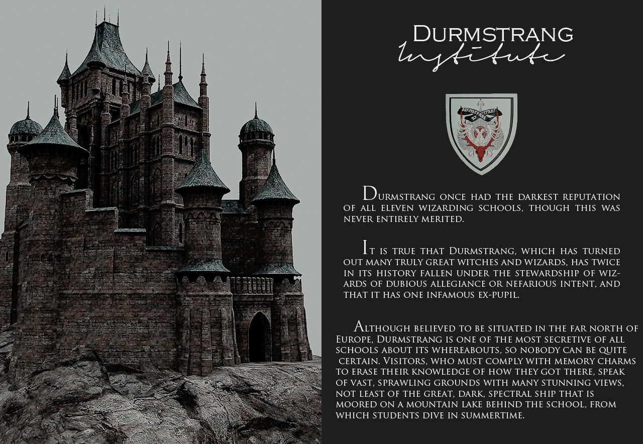 Firelemonade Harry Potter Aesthetic Harry Potter Pictures Harry Potter Headcannons Durmstrang is one of the oldest magical schools and is steeped in history so in todays video i'm going to take you through the schools beginnings. firelemonade harry potter aesthetic