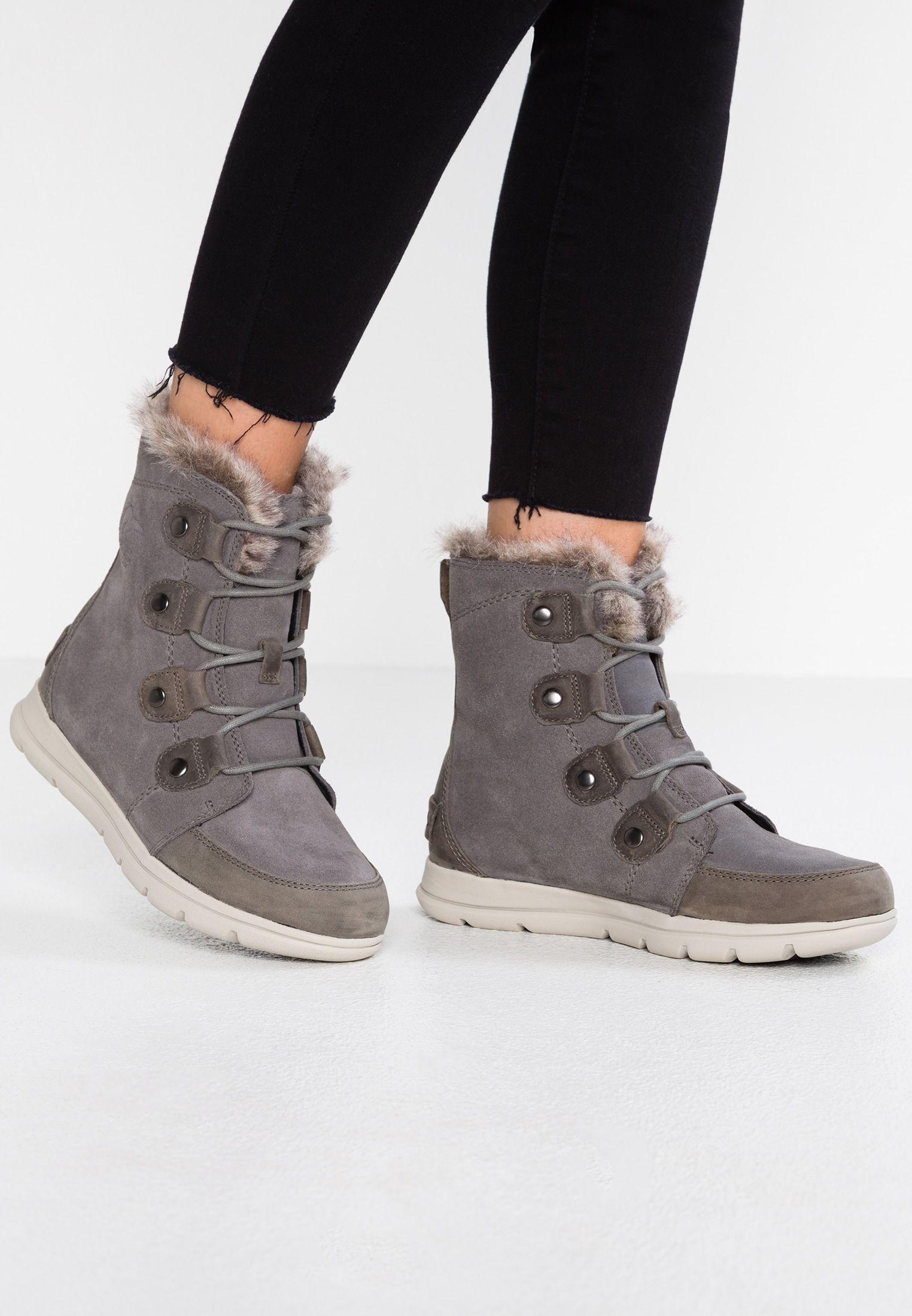 Snowboots Joan Explorer Shoes 2019 Pinterest In Quarryblack OAcSxvw5