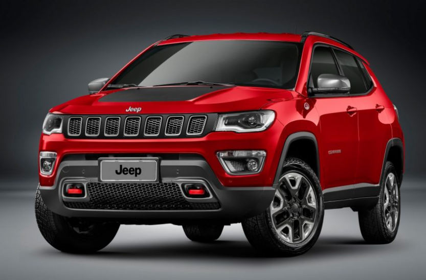 2018 Jeep Patriot Replaced With The New Compass >> Jeep Compass 2018 Better Exterior Style Design Vehicle