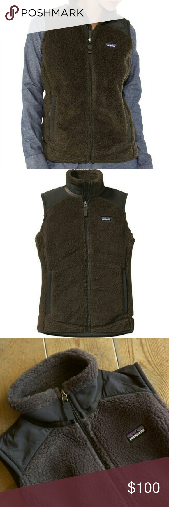 Patagonia Women's Retro-X Vest Classic retro-x vest from Patagonia. It is very warm and wind proof. They have changed the style with so this exact one is no longer available from Patagonia. Perfect brand new condition, only worn a few times. Patagonia Jackets & Coats Vests