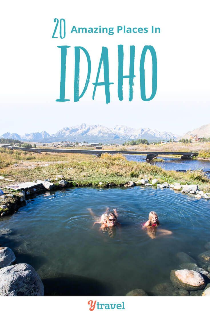 20 Amazing Things to Do In Idaho For First Time Vi
