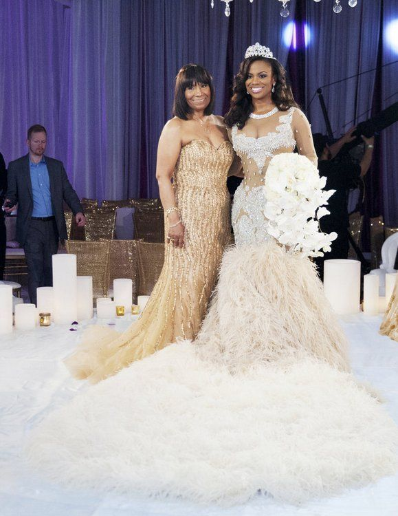 Kandi S Wedding Recap All Well That Ends Burruss And Todd Tucker Get Married In The Season Finale Of Their Spinoff Show