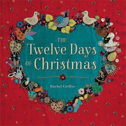 Twelve Days of Christmas, Barefoot Books -- A sparkling version of ...