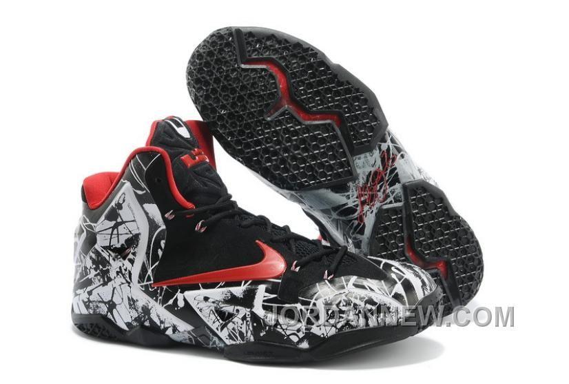 Find Nike LeBron 11 \u201cGraffiti\u201d White/University Red-Black For Sale online  or in Pumarihanna. Shop Top Brands and the latest styles Nike LeBron 11  \u201cGraffiti\u201d ...