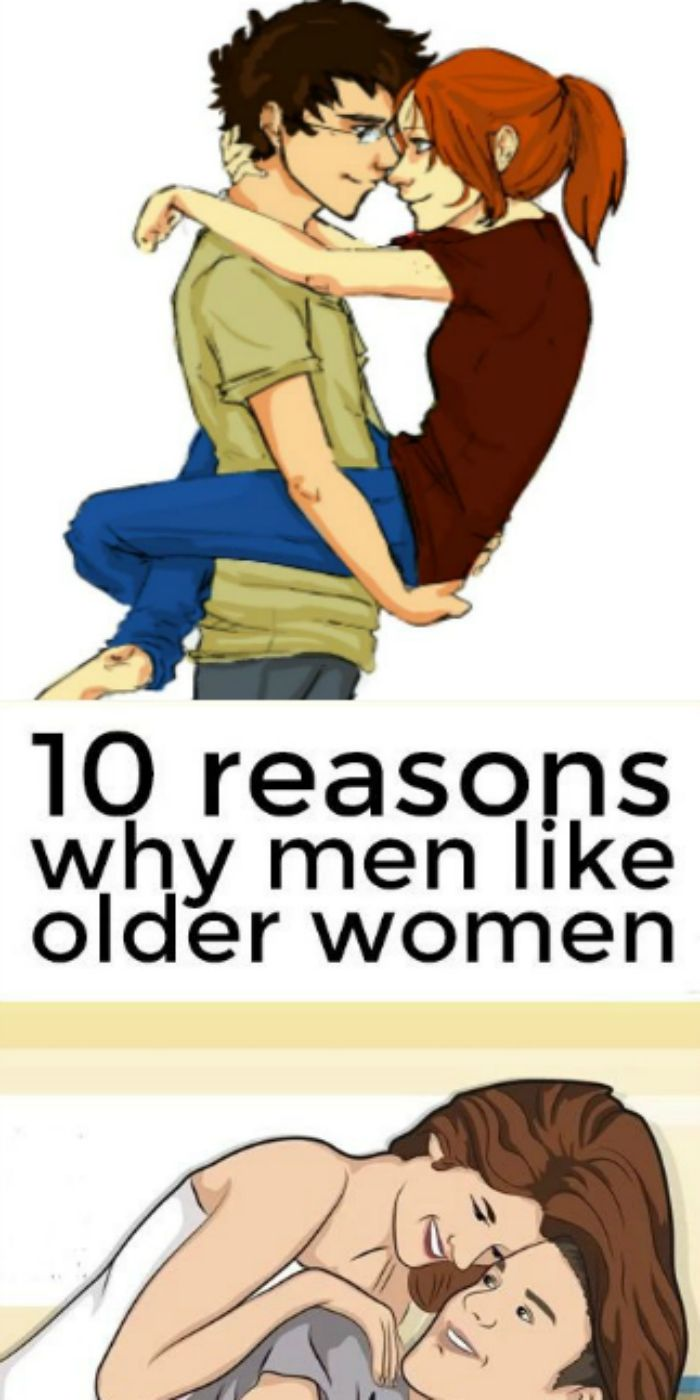 10 Reasons Why Men Like Older Women  Bae Love - Chocolate -8668