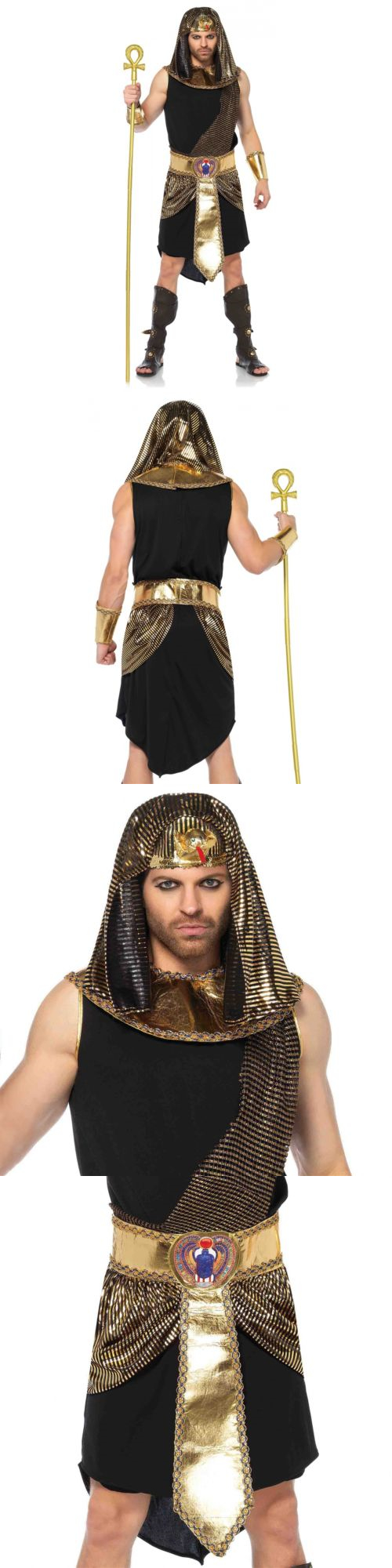 halloween costumes men king tut costume adult egyptian pharoah god halloween fancy dress