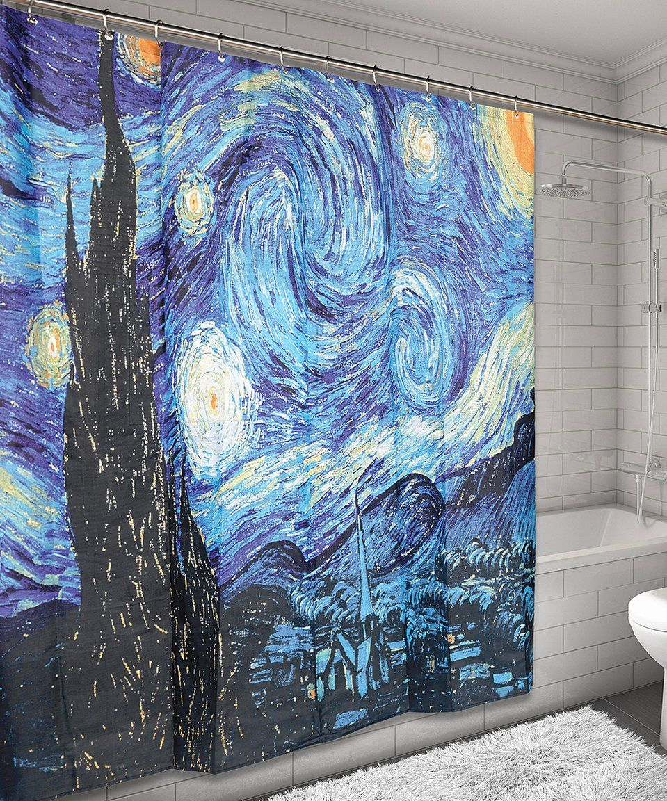 Take A Look At This Van Gogh The Starry Night Shower Curtain Today