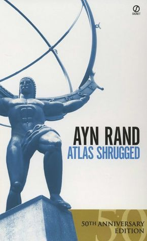 Atlas Shrugged, this is a hard read, very intellectual but a must, she was a visionary.