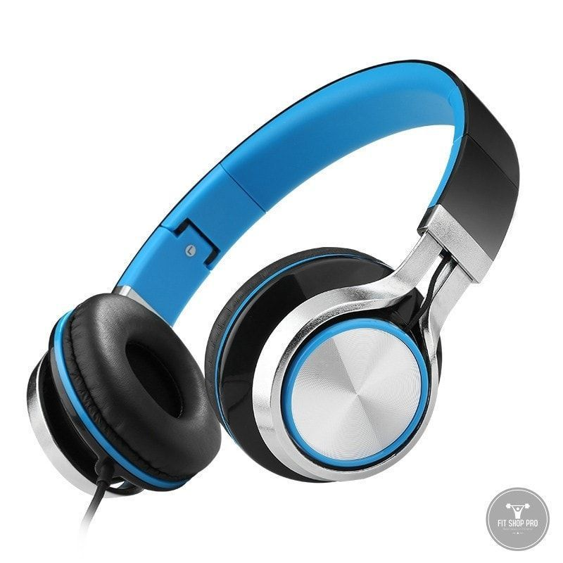 Headsets Bass Wire Foldable Headphones | Headphones, Headset and Bass