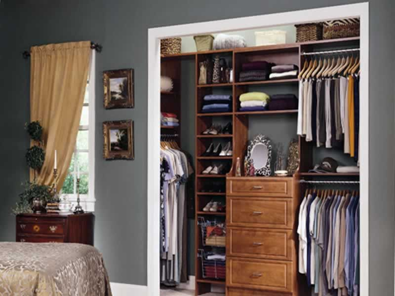 Closet Organization And Storage: Aesthetic Closets U0026 More 410 456 0608