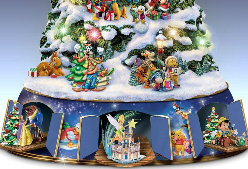 Collection Disney Musical Christmas Tree Pictures - Home Design Ideas