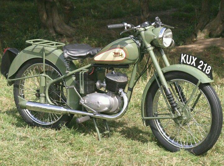 Perfectly Restored Bsa Bantam Bsa Bantam Bsa Motorcycle Motorcycle