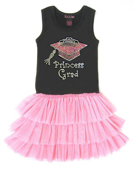 48f121a423f Princess Grad Tutu Dress PreK Graduation Dress by madgrrl on Etsy ...