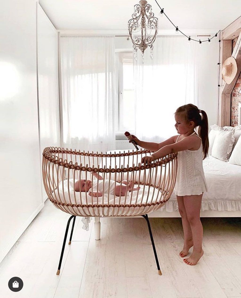 Sweetest dreams Always, in our beautiful handmade cribs by ...