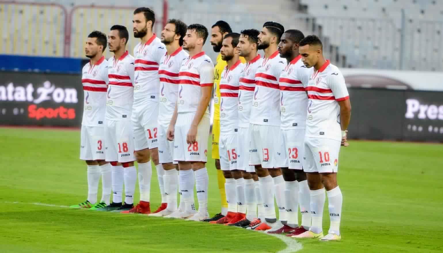 موعد مباراة الزمالك وسمنود القادمة في كأس مصر 2018 2019 والقنوات الناقلة نجوم مصرية Sports Presidents Football