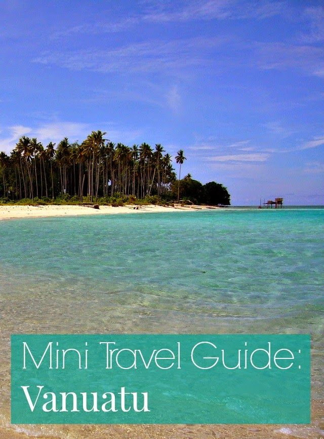 Mini Travel Guide: Vanuatu