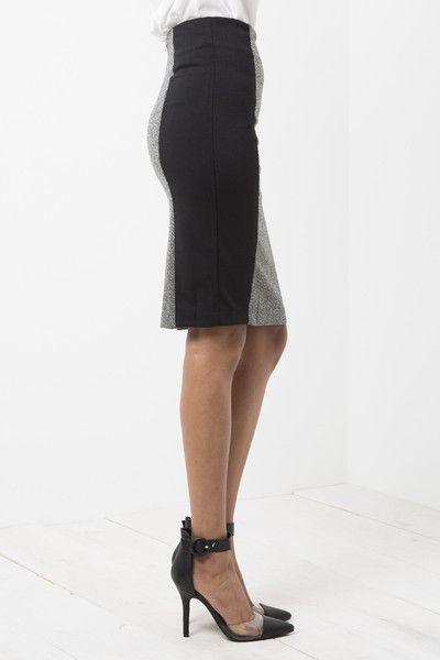 Portman Pencil Skirt | Nähen