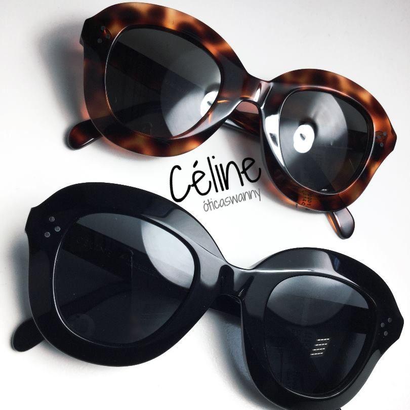 O Céline Lola é o must have do momento! Vem garantir o seu  www.oticaswanny.com  oticaswanny  celine  celineworld  celinelola 1c19366c9e