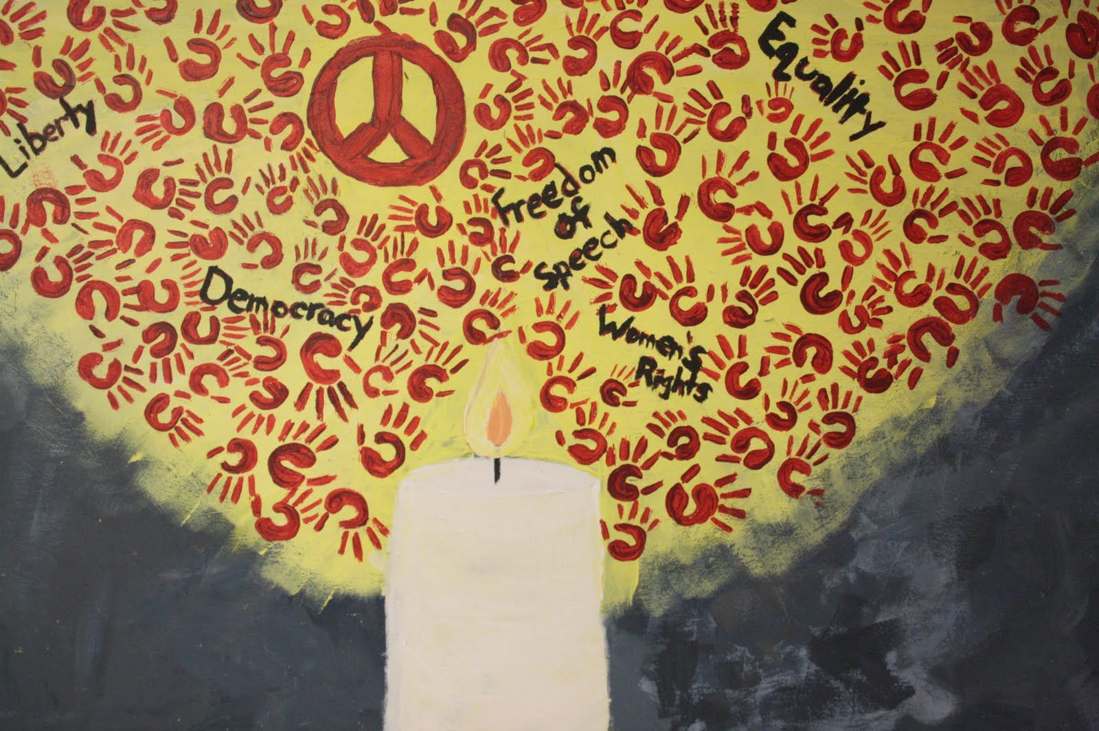 Human Rights Art Human Rights Human Painting Projects