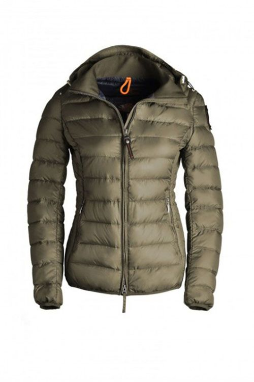 Women's Parajumpers Juliet 6 Jackets Army Big Discount On Sale.