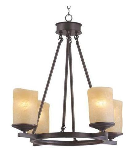 rustic lighting chandeliers. ou0027brian 4 light chandelierrustic bronze finish at menards rustic lighting chandeliers n