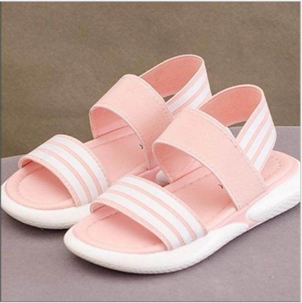 Kids Baby Boys Girls Summer Sandals Slippers Beach Clogs Pumps 8.5-12.5 UK