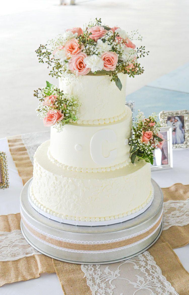 Lace Wedding Cake Buttercream Wedding Cake Roanoke Va Wedding Fresh