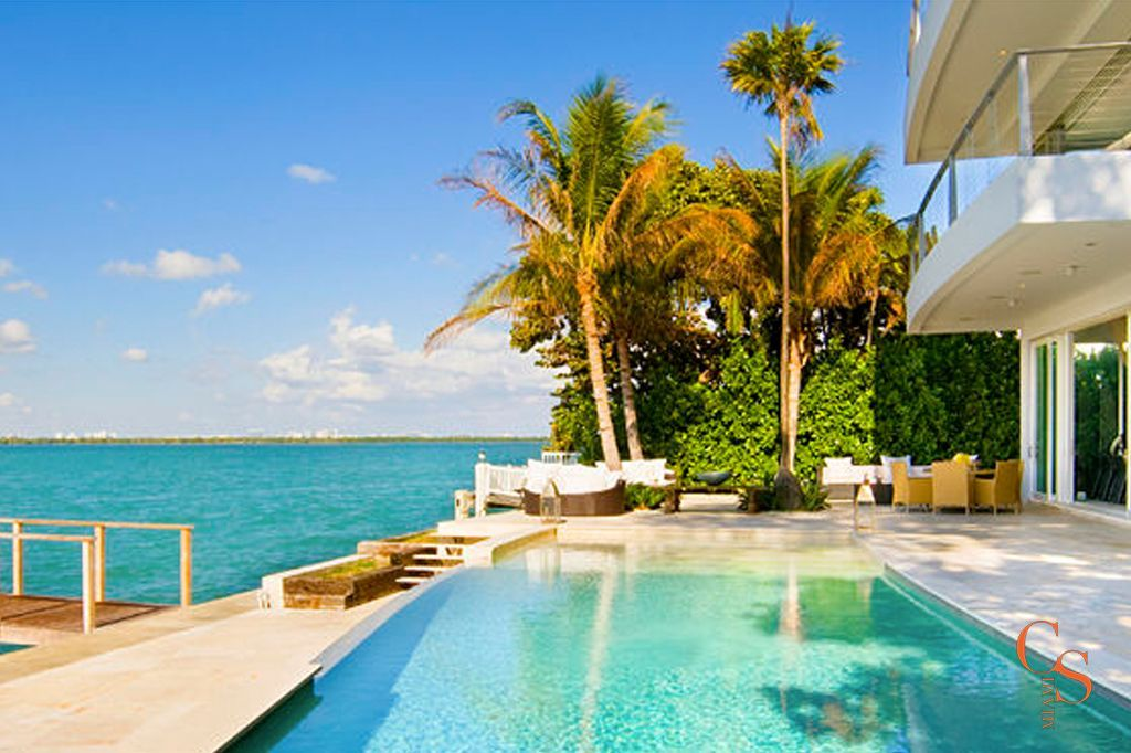 Luxury miami rentals villa valentina with images