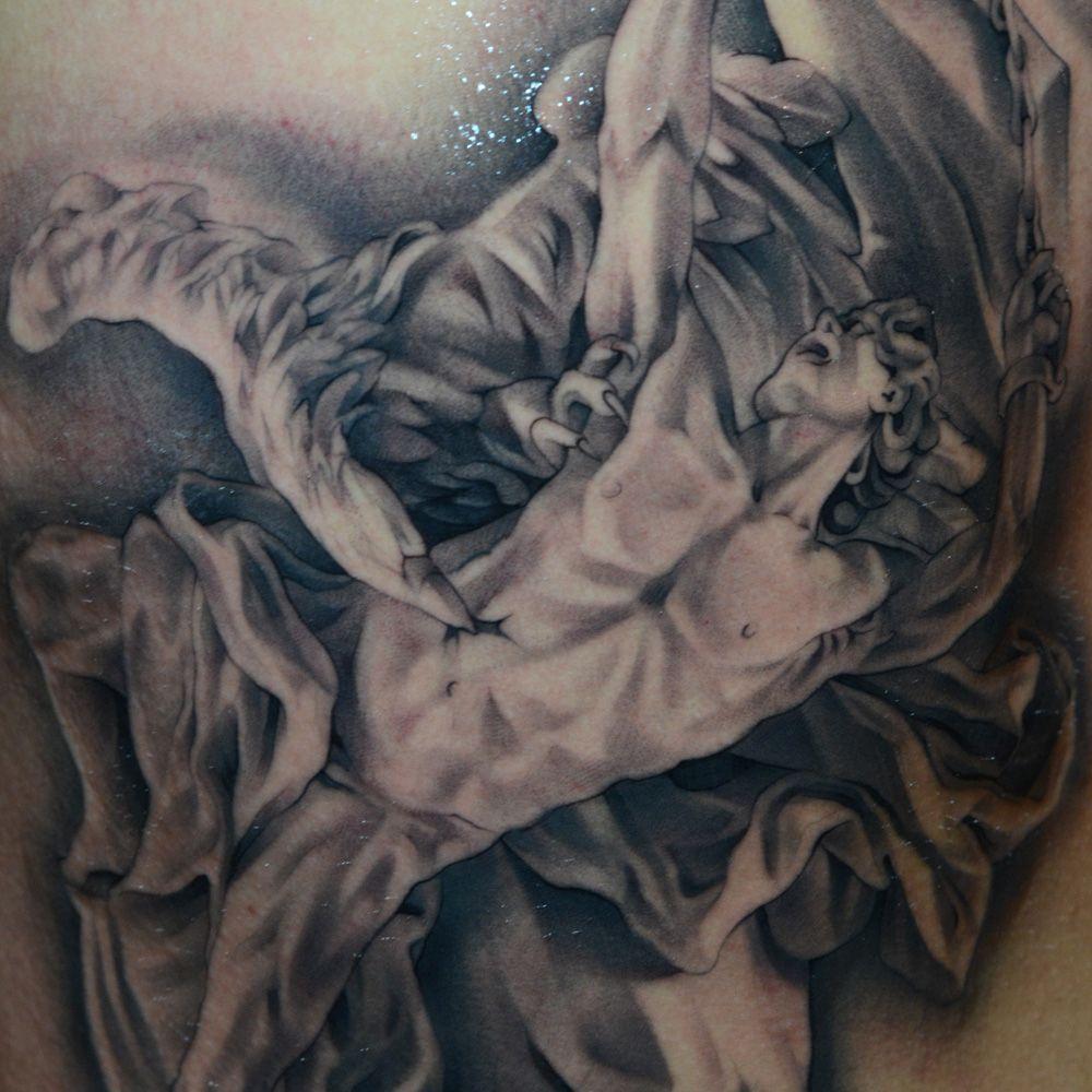 Prometheus tattoo idea 1. Interesting tattoo subject ...