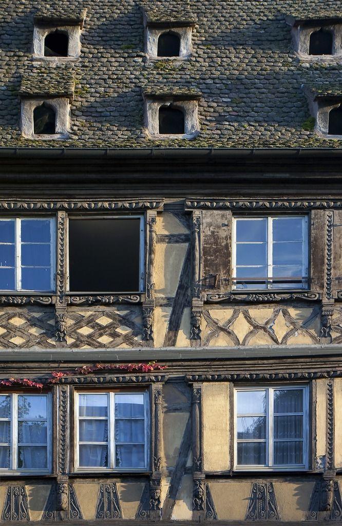 Strasbourg - Alsatian Architecture