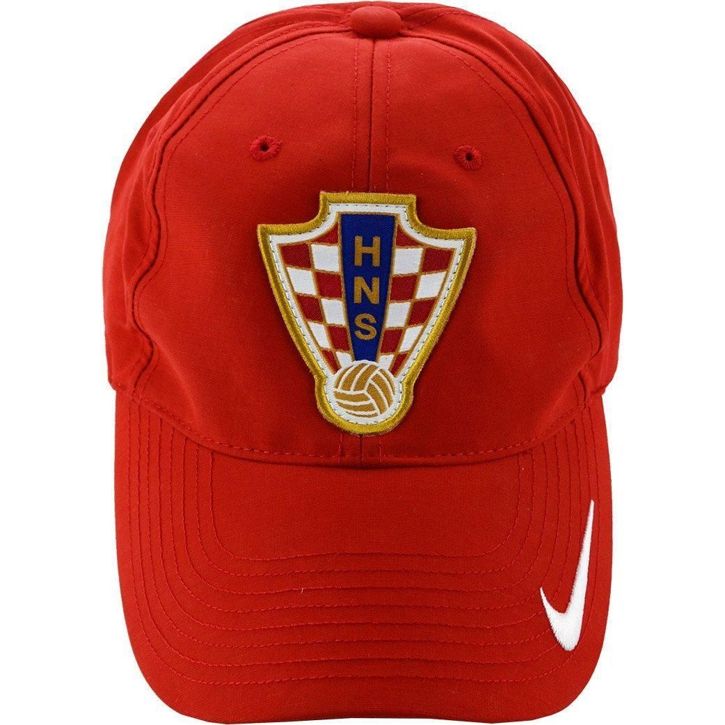 81066afcacad1 Croatia Nike Cap Football Soccer Adults New Mens Baseball Cap Hat  Adjustable Snapback Sport Unisex