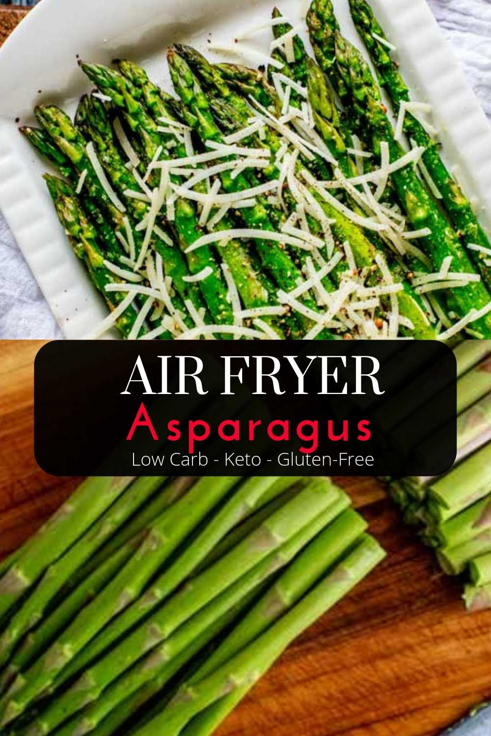 Keto Asparagus Recipe Food Recipes Side Dishes Easy