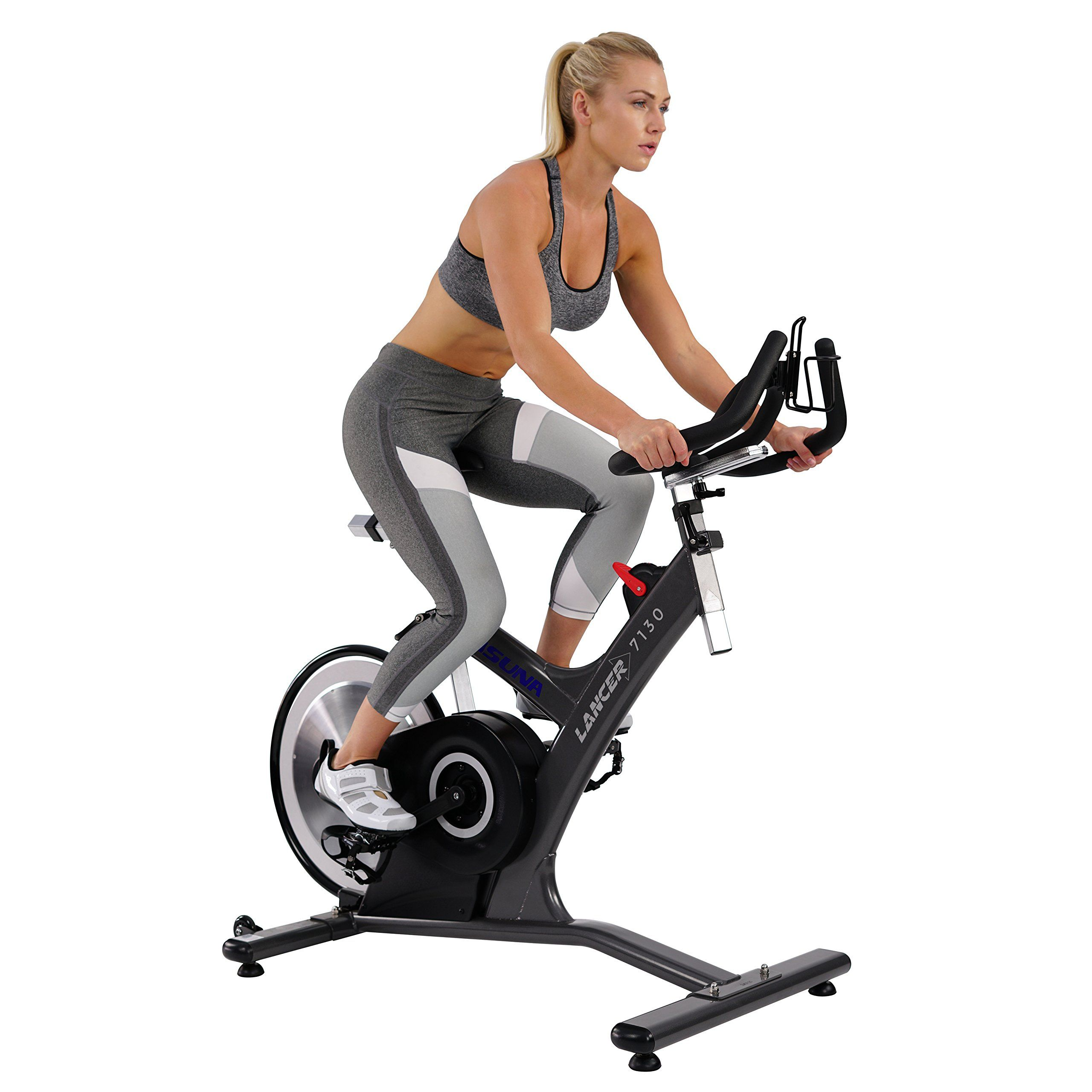 Asuna Lancer Cycle Exercise Bike Magnetic Belt Rear Drive Commercial Indoor Cycling Bike You Can Find M Indoor Bike Workouts Biking Workout Cycling Workout