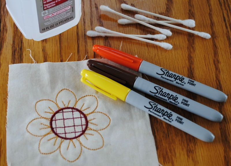 Express your creativity embroidery