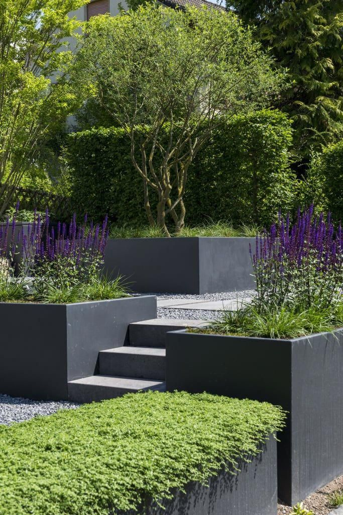 Landscape Gardening Rugby (With images) | Modern garden ...