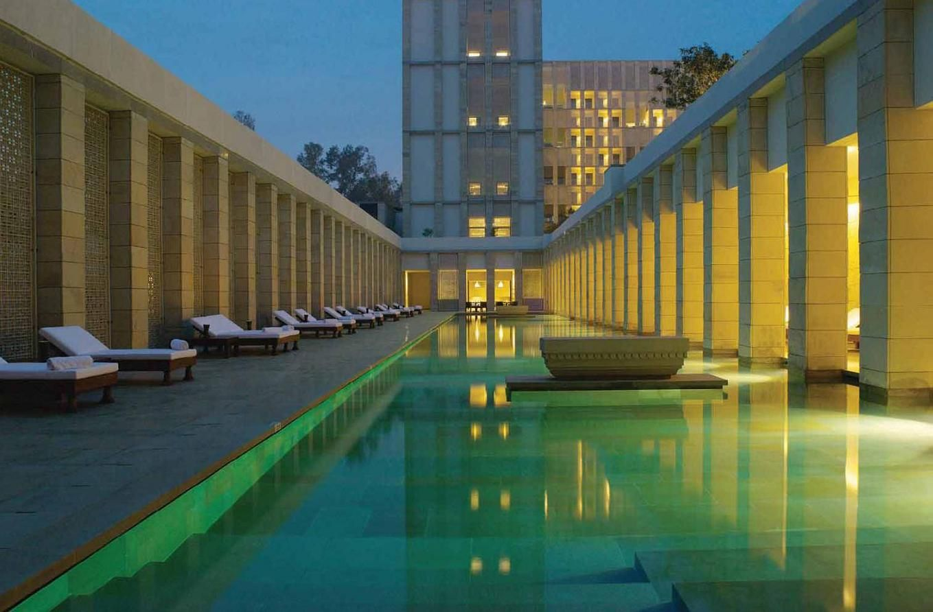 Aman resorts luxury india resort spas cultural and historic sites and more at aman new delhi