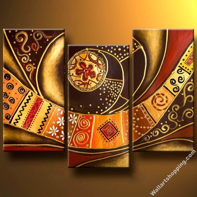 Modern Art Decor | ... -Belt-Modern-Canvas-Art-