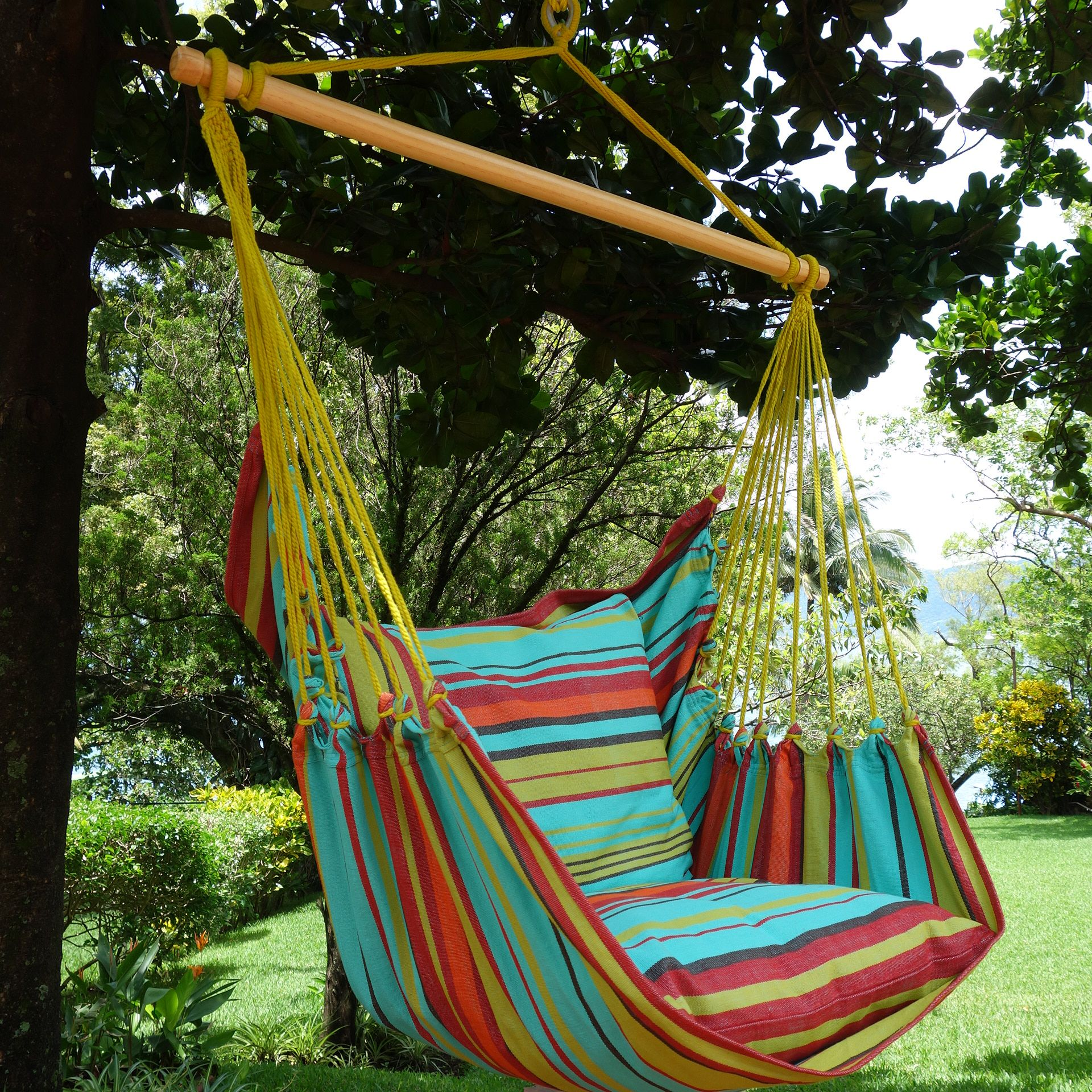 LazyRezt Hanging Chair XL colour 268 [XL] Quality Hammocks and