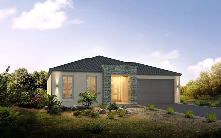 Metricon Home Designs: The Chandler Classic Facade. Visit www ...