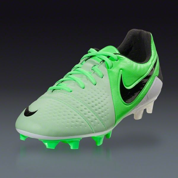 Nike CTR360 Maestri III FG - Fresh Mint Black Neo Lime Firm Ground Soccer  Shoes  7f511273554