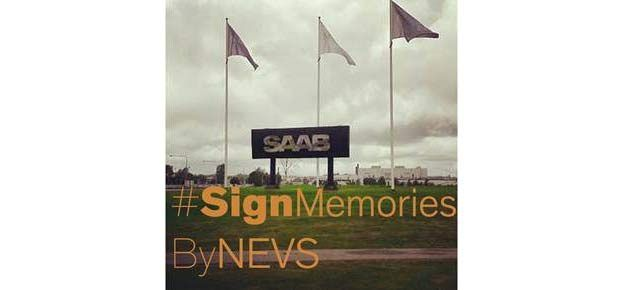 No more Saab Sign in Trollhättan – NEVS Honors Memory of Heritage with Photo Challenge https://goo.gl/kc203b