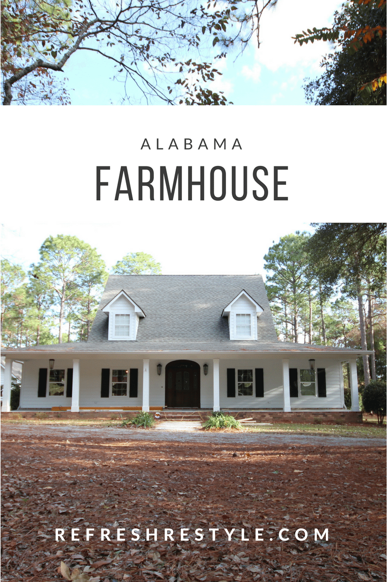 One Story Hip Roof Addition Ideas To Two Story Farmhouse: Old Farm Houses, Farmhouse Style, House Styles