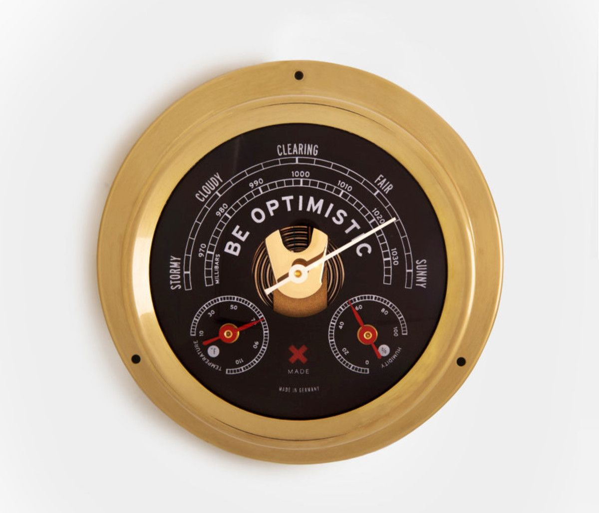 Best Made Releases A New Version Of Their Compact Weather Station Weather Station Cool Things To Make Weather