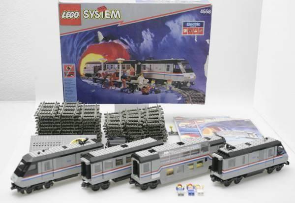NEU A Bauplan komplett 7939 LEGO® Eisenbahn Bauanleitung